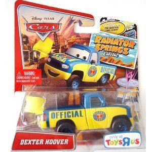 SPRINGS CLASSIC Exclusive 155 Die Cast Car Dexter Hoover Toys & Games