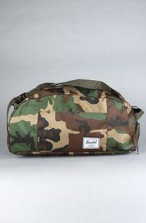 HERSCHEL SUPPLY The Journey Cordura Duffle Bag in Camo