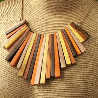 ropical Sand Necklace (Philippines)
