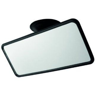 Speeding Car Interior Rear View Mirror With Suction Cup 152X54Mm
