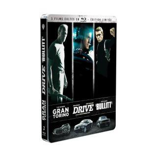 Blu Ray Drive+Gran Torino+Bull en BLU RAY FILM pas cher