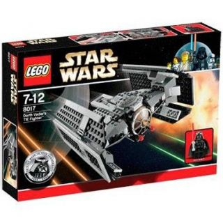 JEU ASSEMBLAGE CONSTRUCTION Lego Star Wars Darth Vaders Tie Fighter