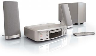 Denon S 101 Premium DVD Home Theater System with Ipod Dock