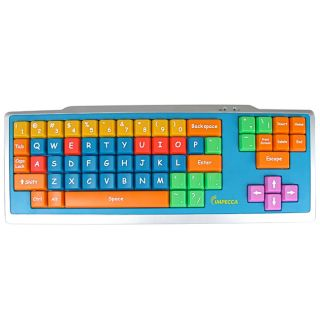 Impecca Blue KBC 101 Junior Keyboard