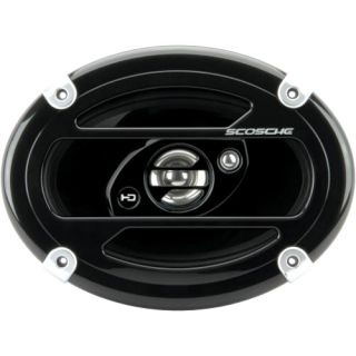 Scosche HD6903 Speaker   90 W RMS/450 W PMPO   3 way   2 Pack