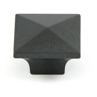 Stone Mill Cairo Antique Black Cabinet Knobs (Case of 25
