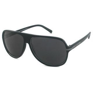 Michael Kors Mens MKS201M Sheffield Aviator Sunglasses