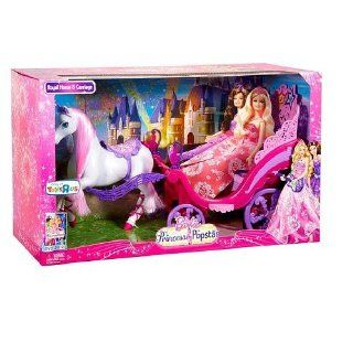 Exclusive Barbie The Princess and The Popstar Horse And