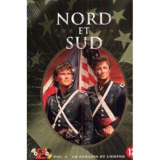 NORD ET SUD Vol 03, Coffret 2 DVD en DVD SERIE TV pas cher