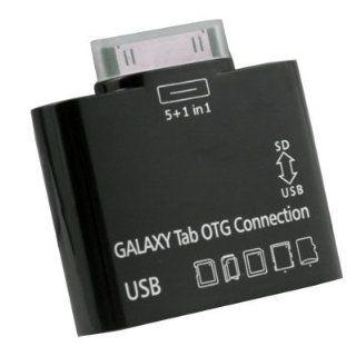 OEM USB OTG Connection Kit & Card Reader for SAMSUNG GALAXY TAB 10.1