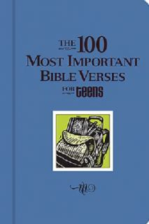 100 Most Important Bible Verses for Teens