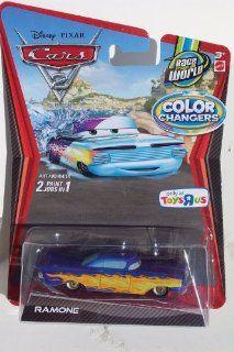 Disney / Pixar CARS 2 Movie 155 Exclusive Color Changers