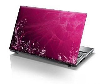 156 Inch Taylorhe laptop skin protective decal Pink