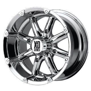 XD ATV Badlands XS779 Chrome Wheel (14x8/4x156mm)