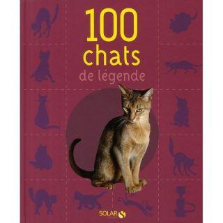 100 chats de légende   Achat / Vente livre Stefano Salviati pas cher