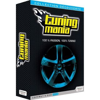 100% passion, 100% Tuning, Coffret 5 DVD   .