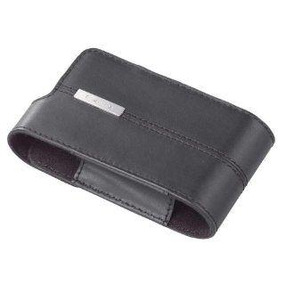 CASIO Digital Camera Official Leather case ESC161BK ESC