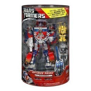 Transformers Movie Leader Optimus Prime with Legends