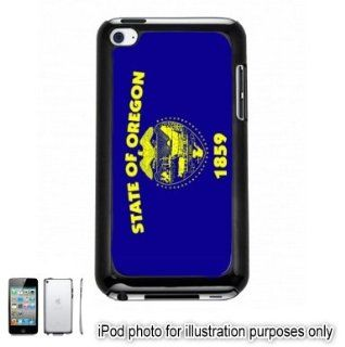Oregon State Flag Apple iPod 4 Touch Hard Case Cover Shell