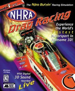 NHRA Drag Racing Video Games