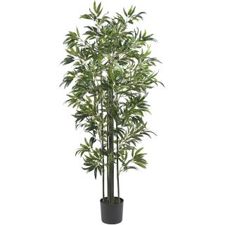 Nearly Natural 6 foot Bamboo Silk Tree (Green Trunks) Today $95.99 4