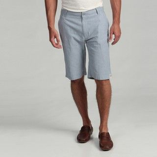 The Fresh Brand Mens Chambray Classic Fit Shorts