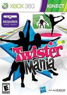 Twister Mania: Video Games