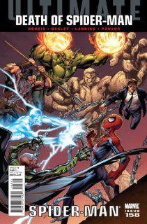 Ultimate Comics Spider man #158 Sinister Six Appearance MARVEL
