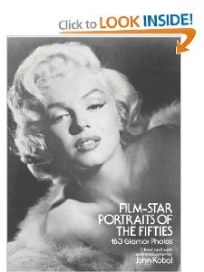 Film Star Portraits of the Fifties 163 Glamor Photos John Kobal