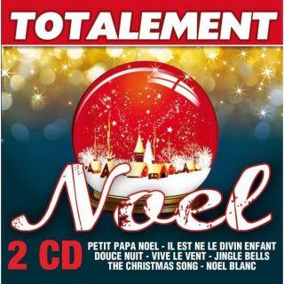 TOTALEMENT NOEL (2CD)   Achat CD COMPILATION pas cher