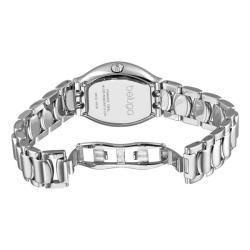 Ebel Womens Beluga Tonneau Mother of Pearl Dial Diamond Watch