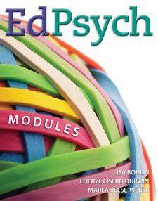 EdPsych Modules Lisa Bohlin, Cheryl Cisero Durwin, Marla Reese Weber