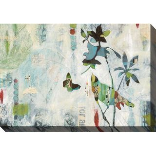 Judy Paul Meander I Oversized Canvas Art