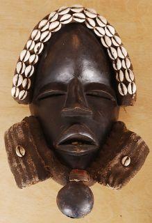 Dan Female Mask (Ghana)