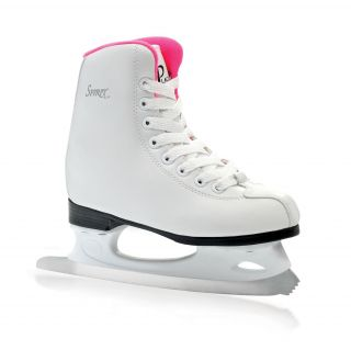 Spirit LT Womens White Ice Skates