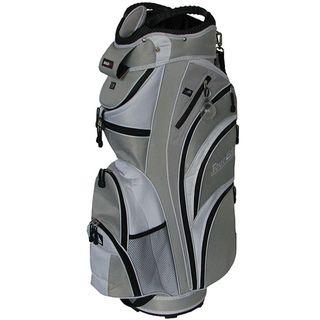 Tour Edge Pewter Max D Cart Golf Bag