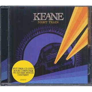Titre  Night train   Groupe interprète  Keane   Support  CD