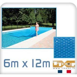 Bâche à Bulle 300 Microns 6m x 12m   Linxor   Achat / Vente BACHE