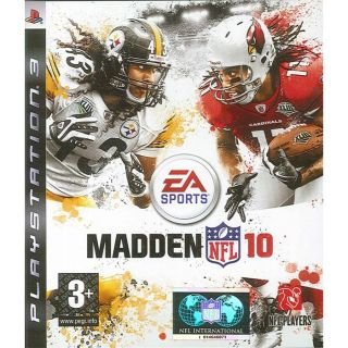 MADDEN NFL 10 / JEU CONSOLE PS3   Achat / Vente PLAYSTATION 3 MADDEN