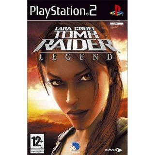 TOMB RAIDER LEGEND   Achat / Vente PLAYSTATION 2 TOMB RAIDER LEGEND