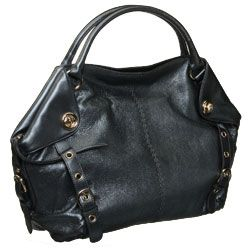 Hype Carolina Soft Double Face Leather Handbag