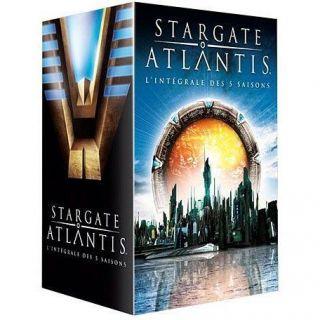 STARGATE ATLANTIS MEGA PACK  en DVD SERIE TV pas cher