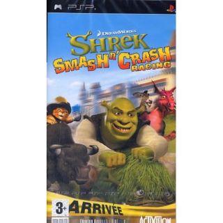 SHREK SMASH N CRASH RACING / PSP     Achat / Vente PSP SHREK SMASH N