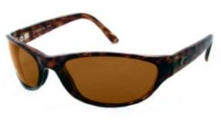 Costa Del Mar Triple Tail   Amber 580P Lens Shoes