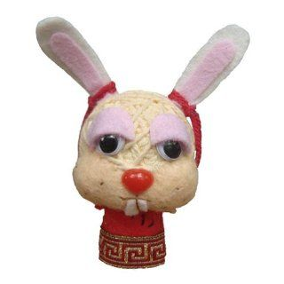 Chinese Bunny Girl Brainy Doll Series Voodoo String Doll #