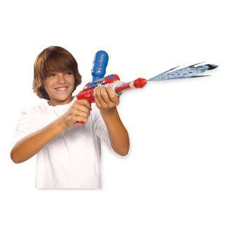 Simba   Pistolet à eau Spiderman avec 3 recharges à clipser à la