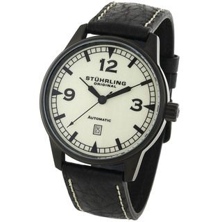 Stuhrling Original Mens Tuskegee Automatic Watch