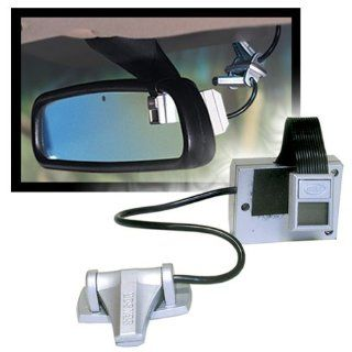 Rear View Mirror Vehicle Compass    Automotive