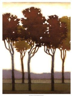 Arboreal Grove I Finest LAMINATED Print Norman Wyatt Jr