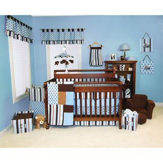 Trend Lab Max 5 piece Crib Bedding Set